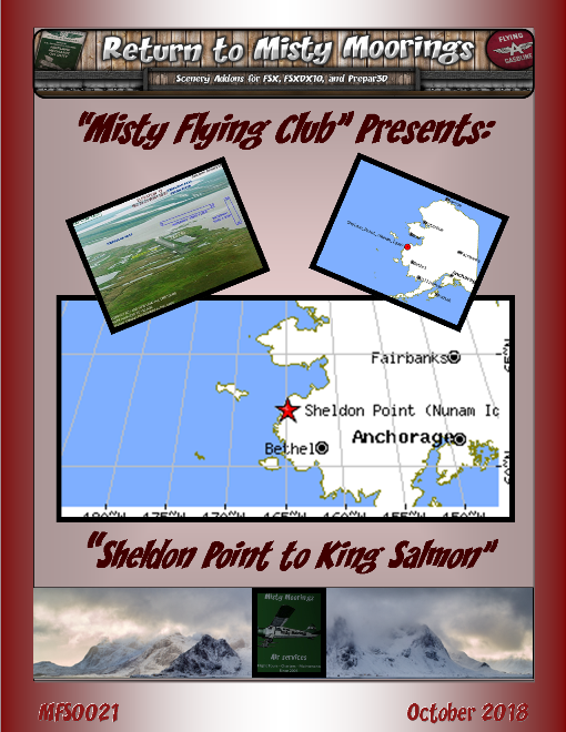 MFC0021 Alaska West-Sheldon Point (SXP) to King Salmon (PAKN)