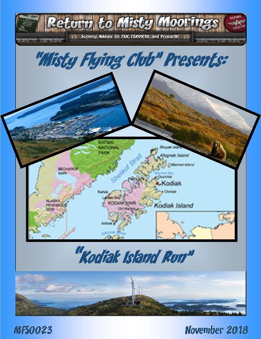 MFC0023 Kodiak Island Run