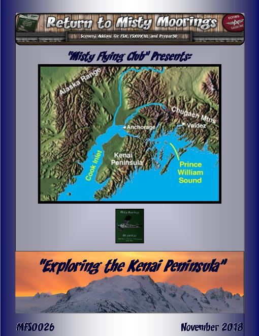 MFC0026 Exploring the Kenai Peninsula