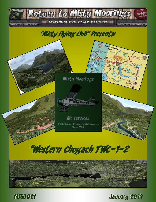 MFC0027 Western Chugach (TWC 1 & 2)